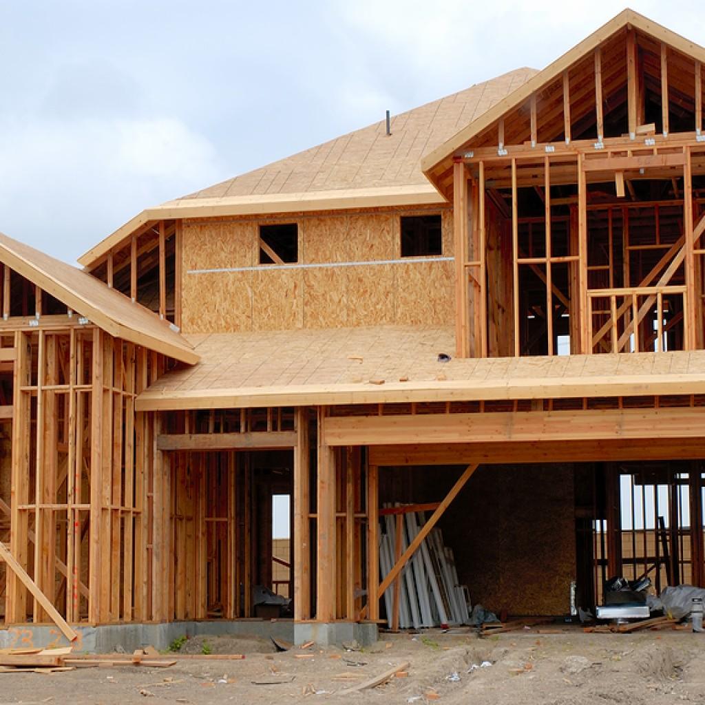 Single Family Home Plumbing Installation