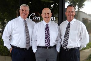 Family Owners of Can-Am Plumbing
